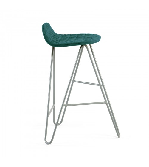 MannequinBar Low chair - 02 - turquoise