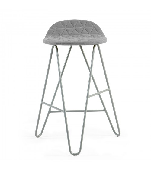MannequinBar Low chair - 02 -  grey