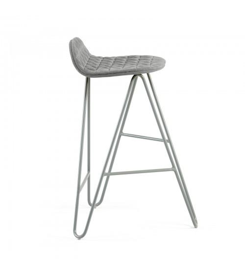 MannequinBar Low chair - 02 -  grey
