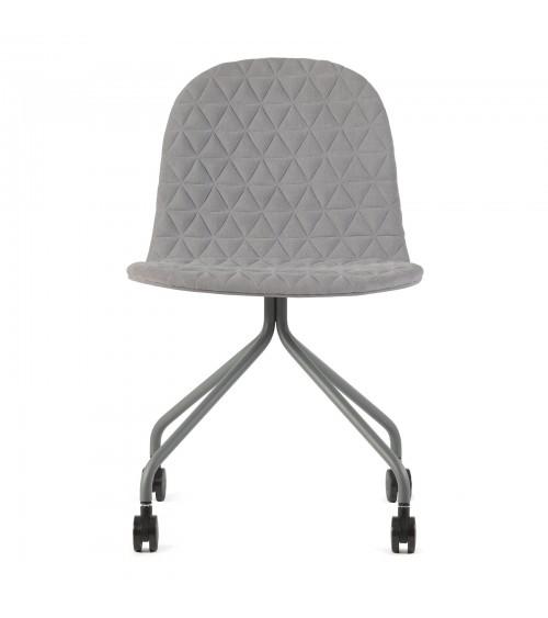 Krzesło Mannequin - 04 - szary