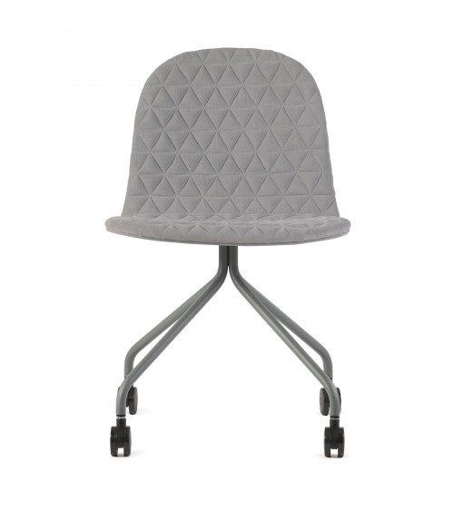 Mannequin chair - 02 - grey