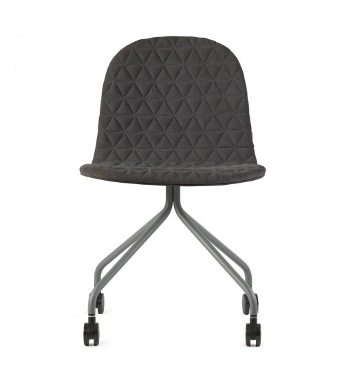 Mannequin chair - 04 - dark  grey