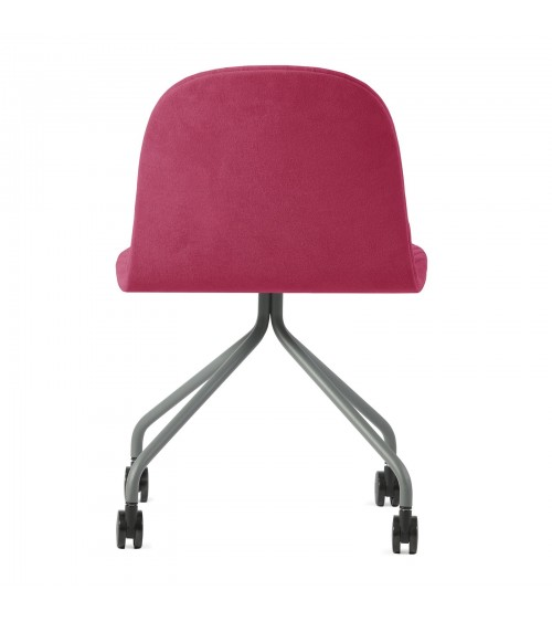 Mannequin chair - 04 - amaranth