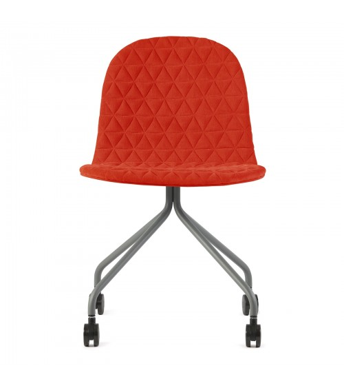 Mannequin chair - 04 - red