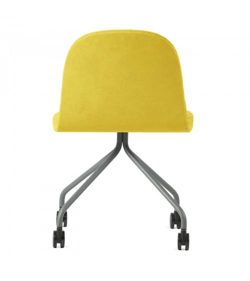 Krzesło Mannequin - 04 - żółty