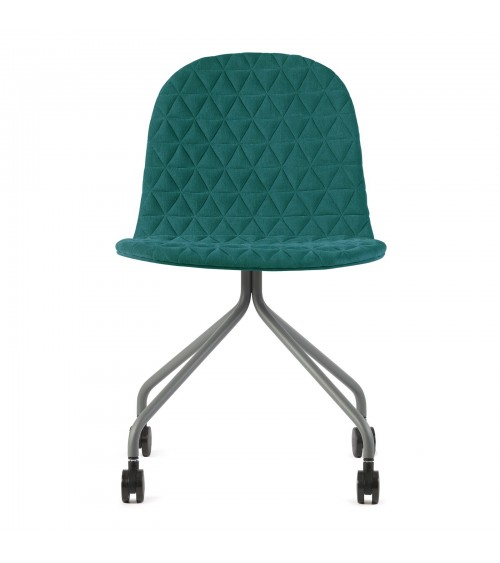 Mannequin chair - 04 - turquoise