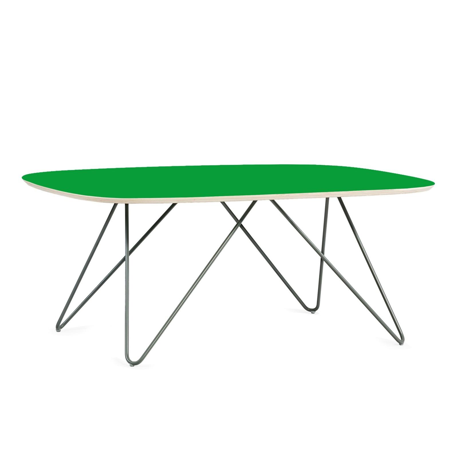 Stolik Zig-Zag DL - green