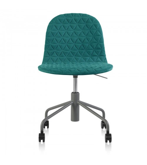Mannequin chair - 05 - turquoise