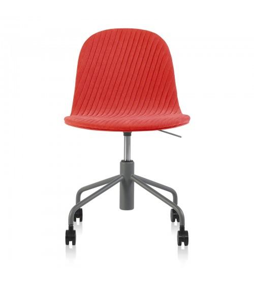 Krzesło Mannequin - 06- czerwony