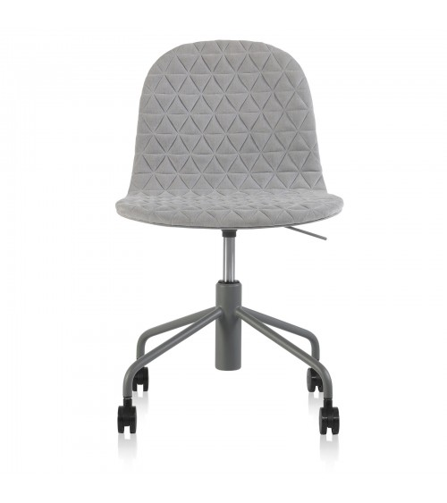 Mannequin chair - 06 - grey