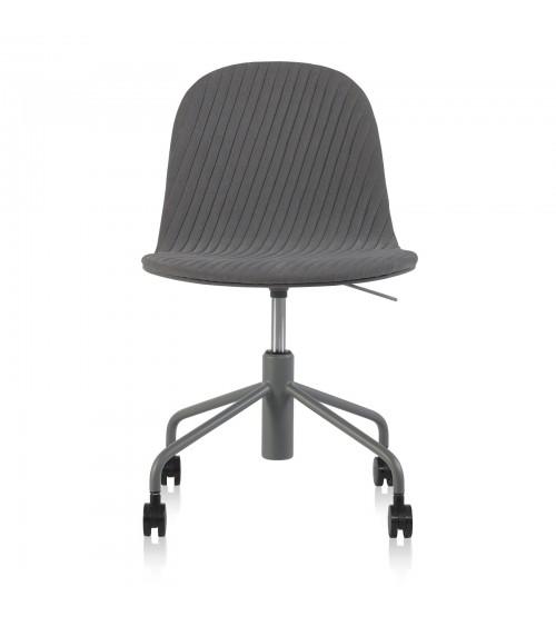 Krzesło Mannequin - 06- ciemny szary