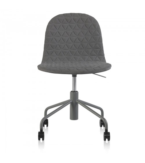 Mannequin chair - 06 - dark grey