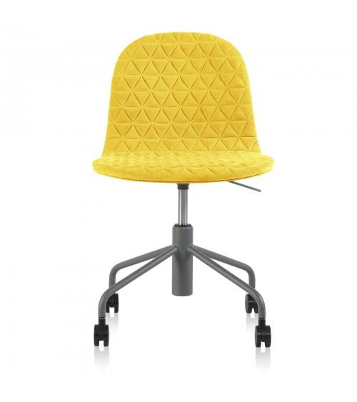 Krzesło Mannequin - 06 - żółty