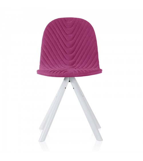 Mannequin chair - 01 white - amaranth