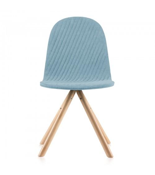 Krzesło Mannequin - 01 - błękit