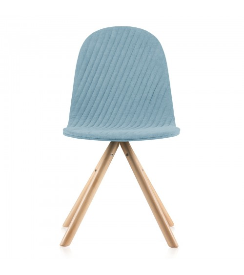 Mannequin chair - 01 - light blue