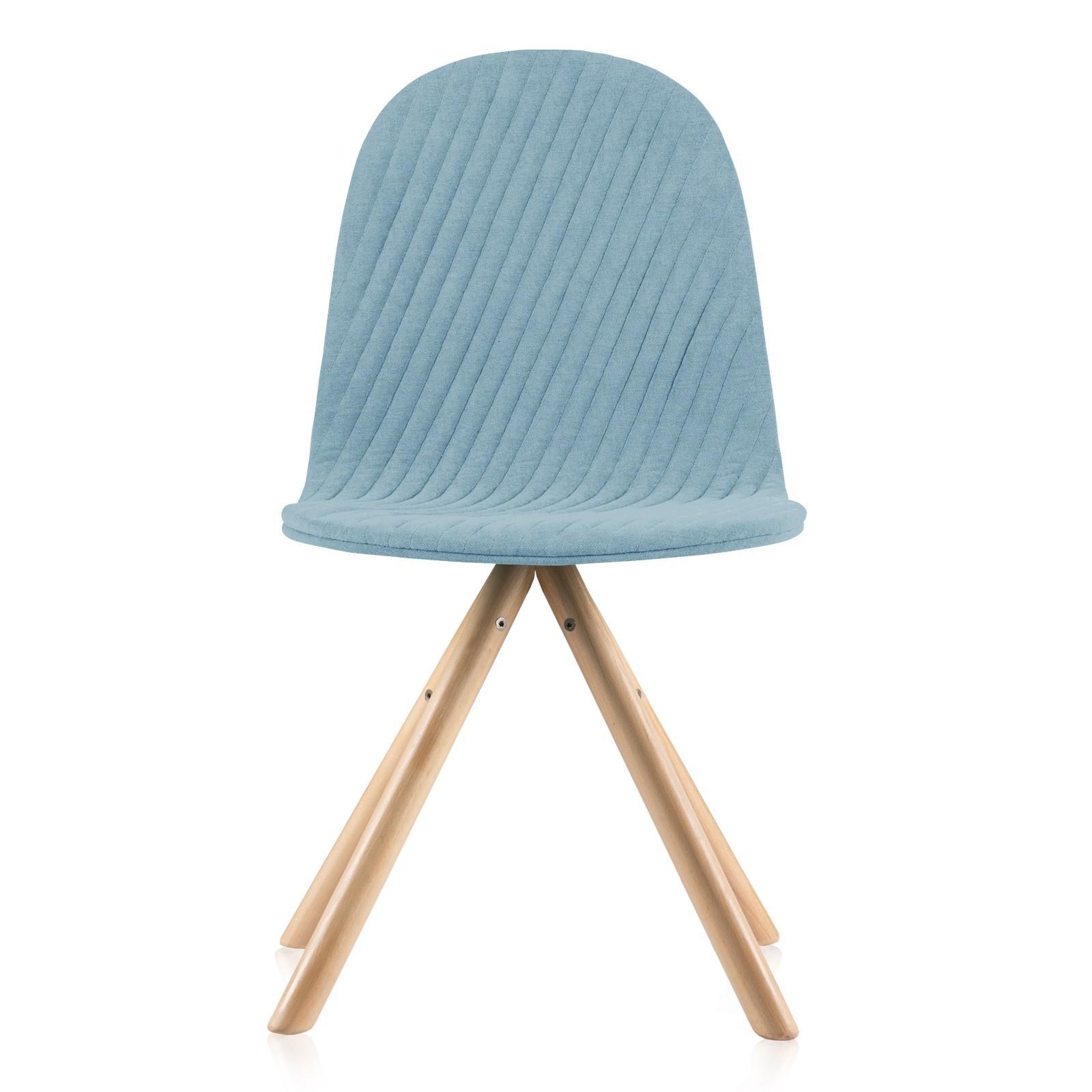 Mannequin chair - 01 - light blue