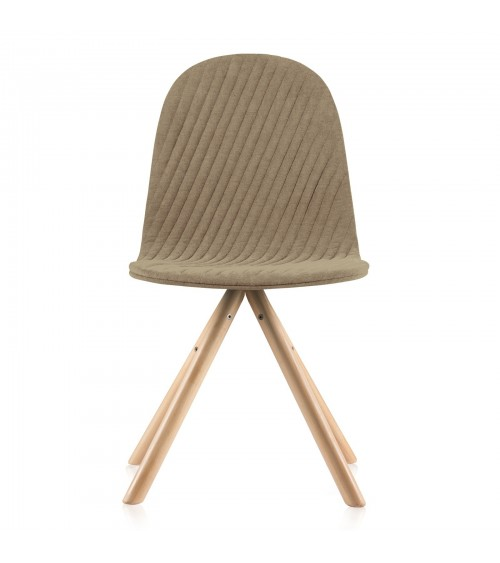 Krzesło Mannequin - 01 - kawowy