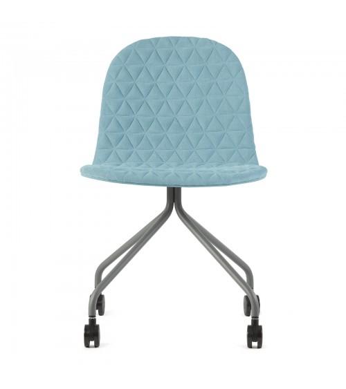 Mannequin chair - 04 - light blue
