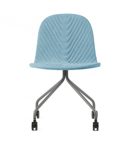 Mannequin chair - 04 - light blue