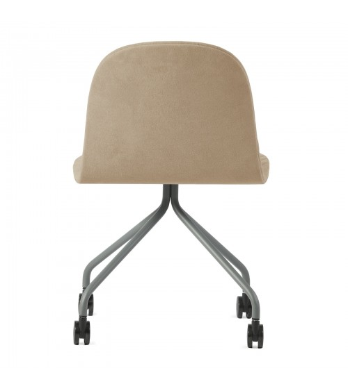 Mannequin chair - 04 - coffee