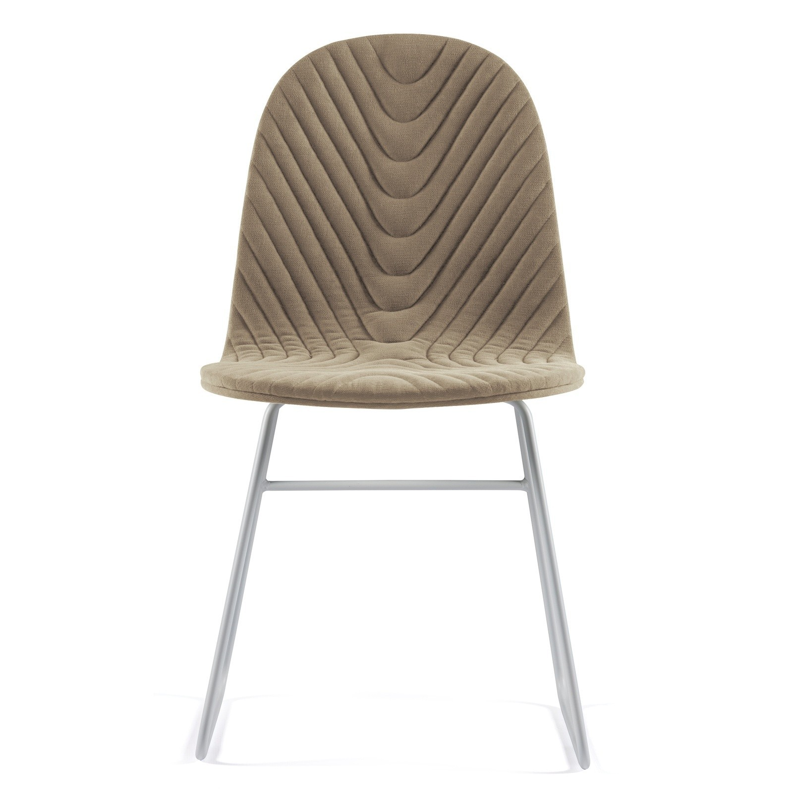 Mannequin chair - 02 - coffee