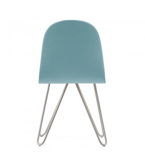 Mannequin chair - 03 - light blue