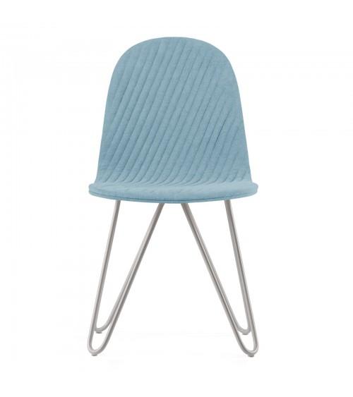 Mannequin chair - 03 - light blue