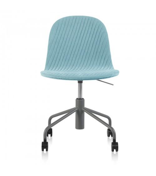 Krzesło Mannequin - 06 - błękit