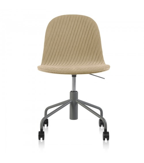 Mannequin chair - 06 - coffee