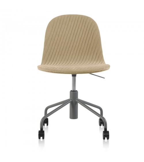 Krzesło Mannequin - 06 - kawowy