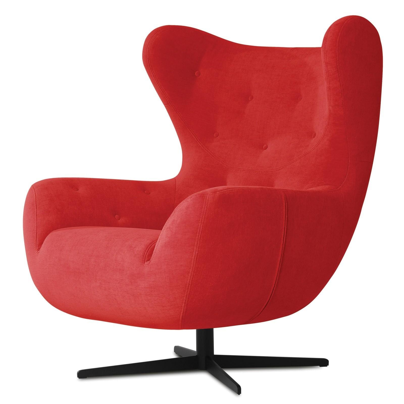 Fotel Sixteen - czerwony