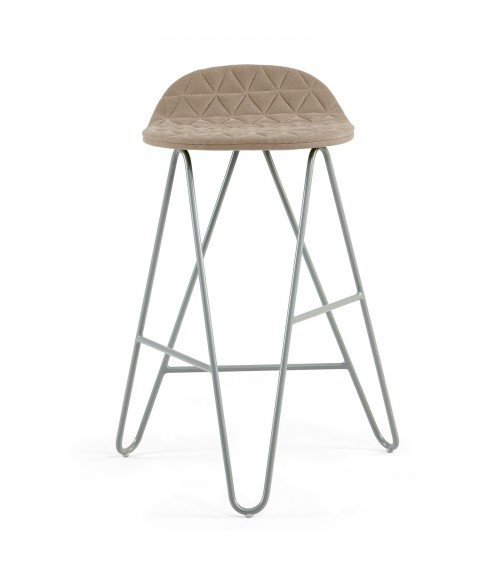 MannequinBar Low chair - 02 - coffee