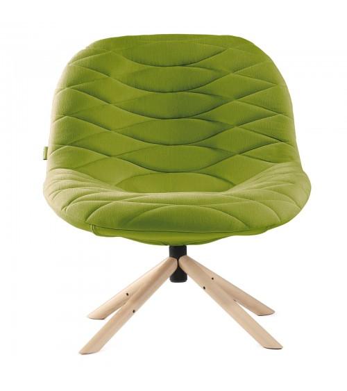 Fotel Mannequin Lounge 01 - zielony