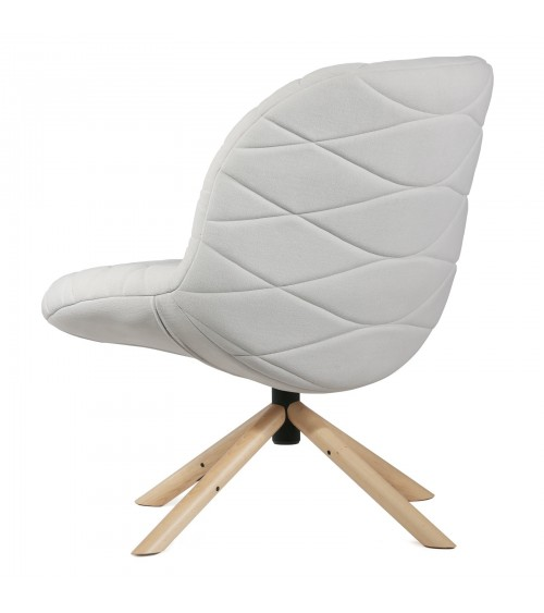 Fotel Mannequin Lounge 01 - ecru