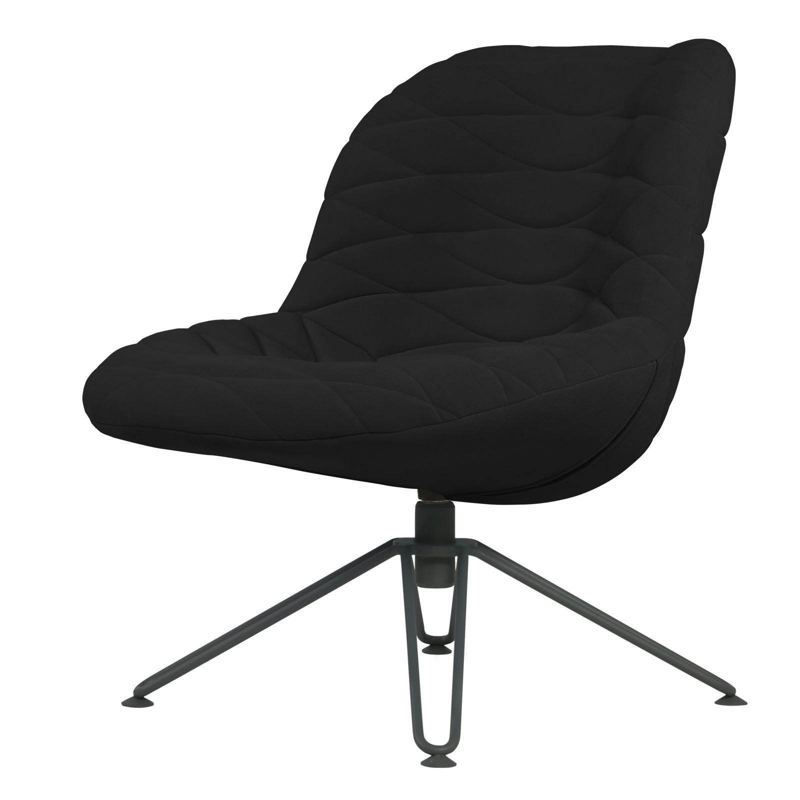 Mannequin Lounge 03 - black