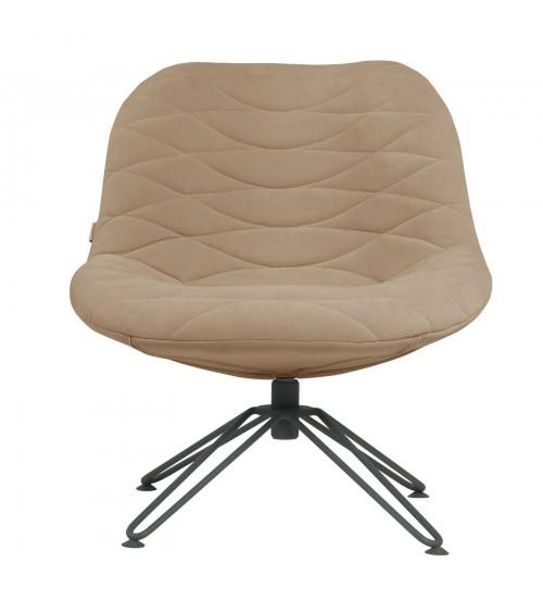 Fotel Mannequin Lounge 03 - czarny