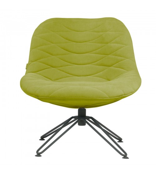 Fotel Mannequin Lounge 03 - zielony
