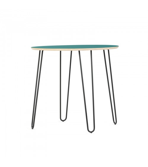Mannequin table - MO 03 -  turquoise