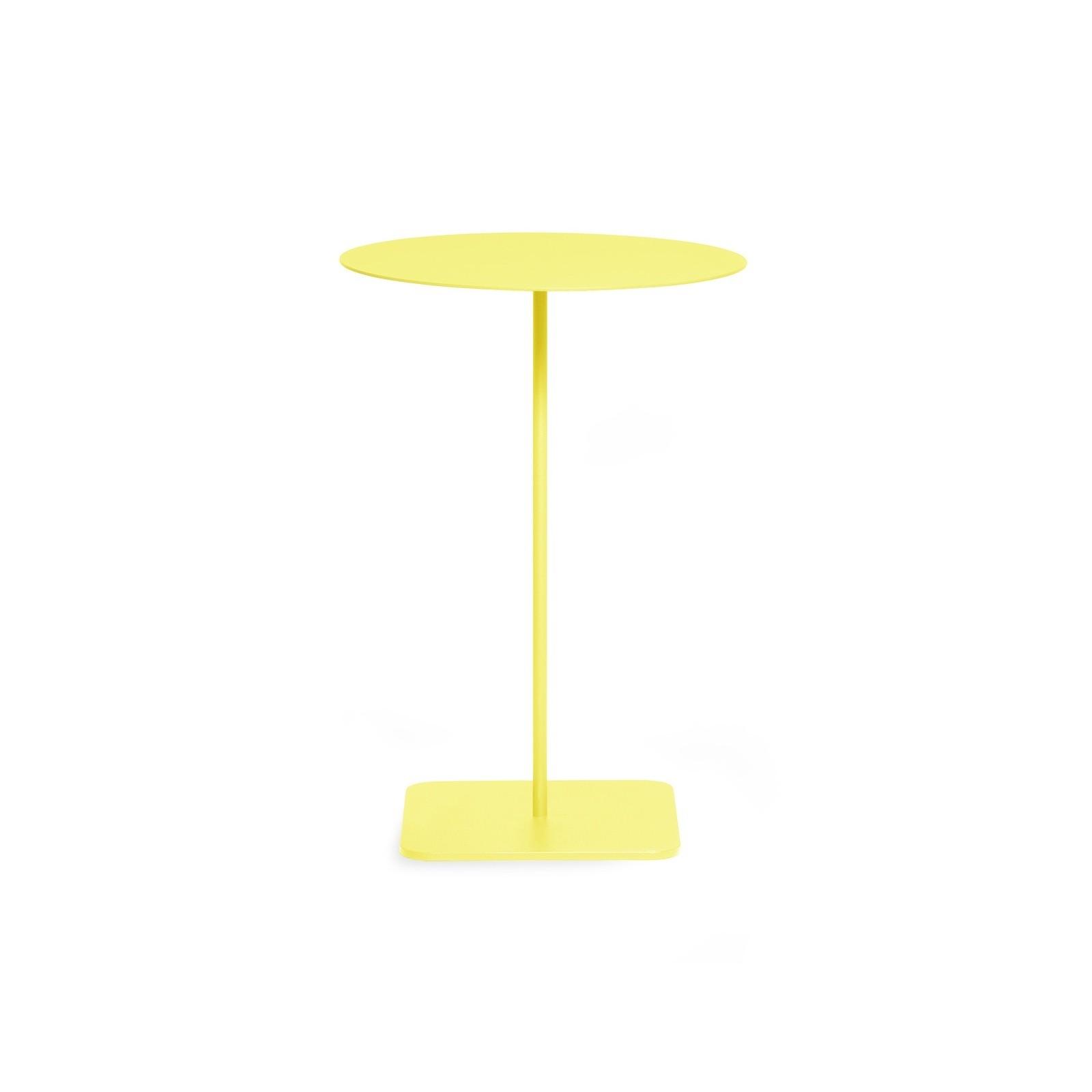 Stolik Mesita - 57 - żółty