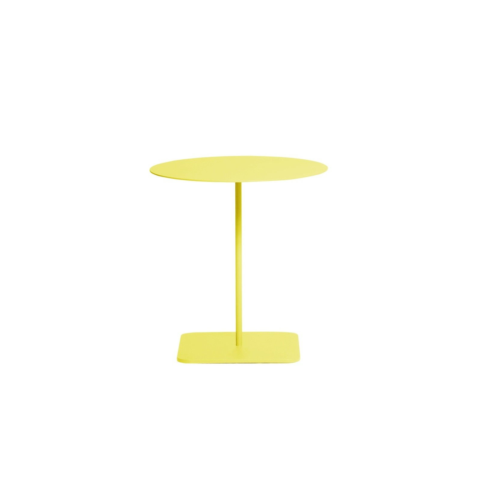 Mesita coffee table - 42 - yellow