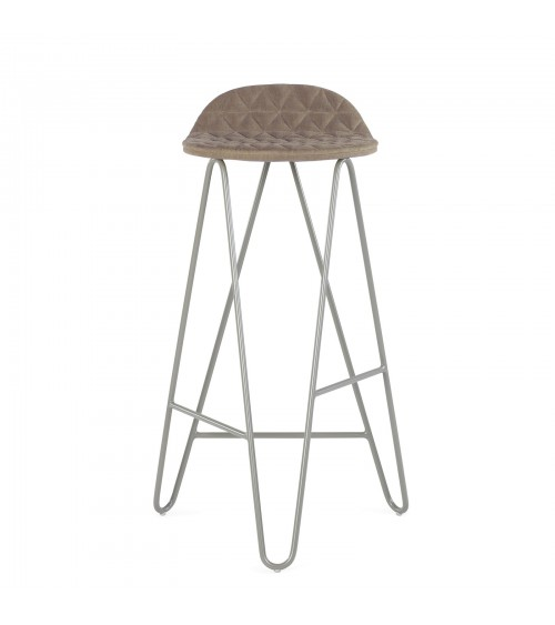 MannequinBar chair - 02 - coffee