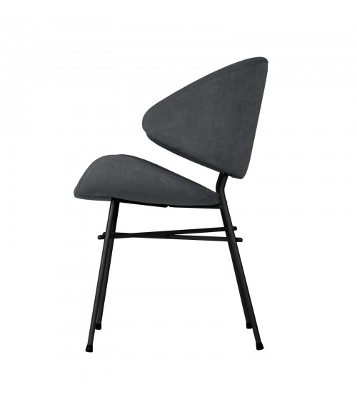 Cheri chair - trend - dark grey