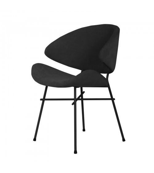 Krzesło Cheri - trend - czarny