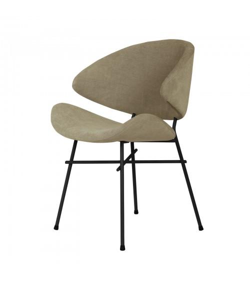Krzesło Cheri - trend - kawowy