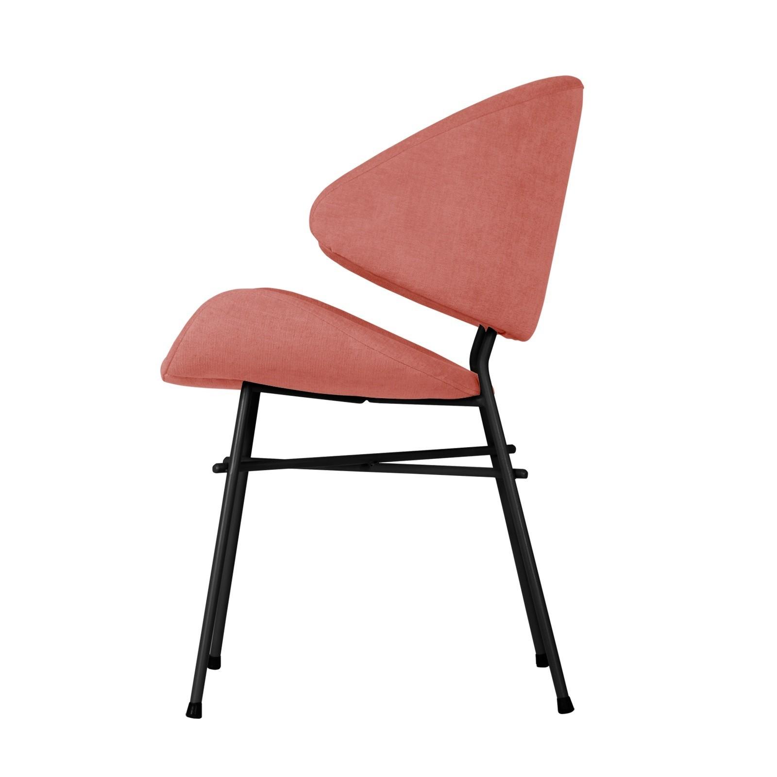 Krzesło Cheri - trend - koralowy