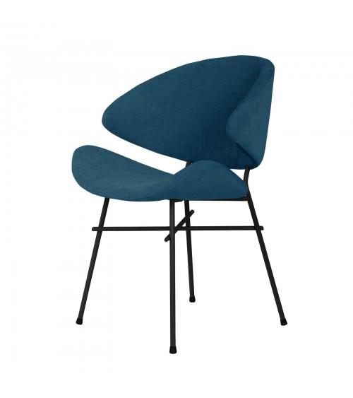 Krzesło Cheri - trend - niebieski