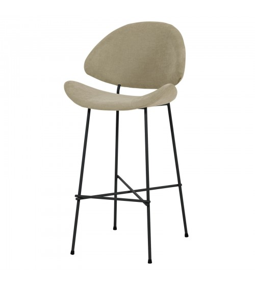 Krzesło barowe Cheri Bar - trend - kawowy