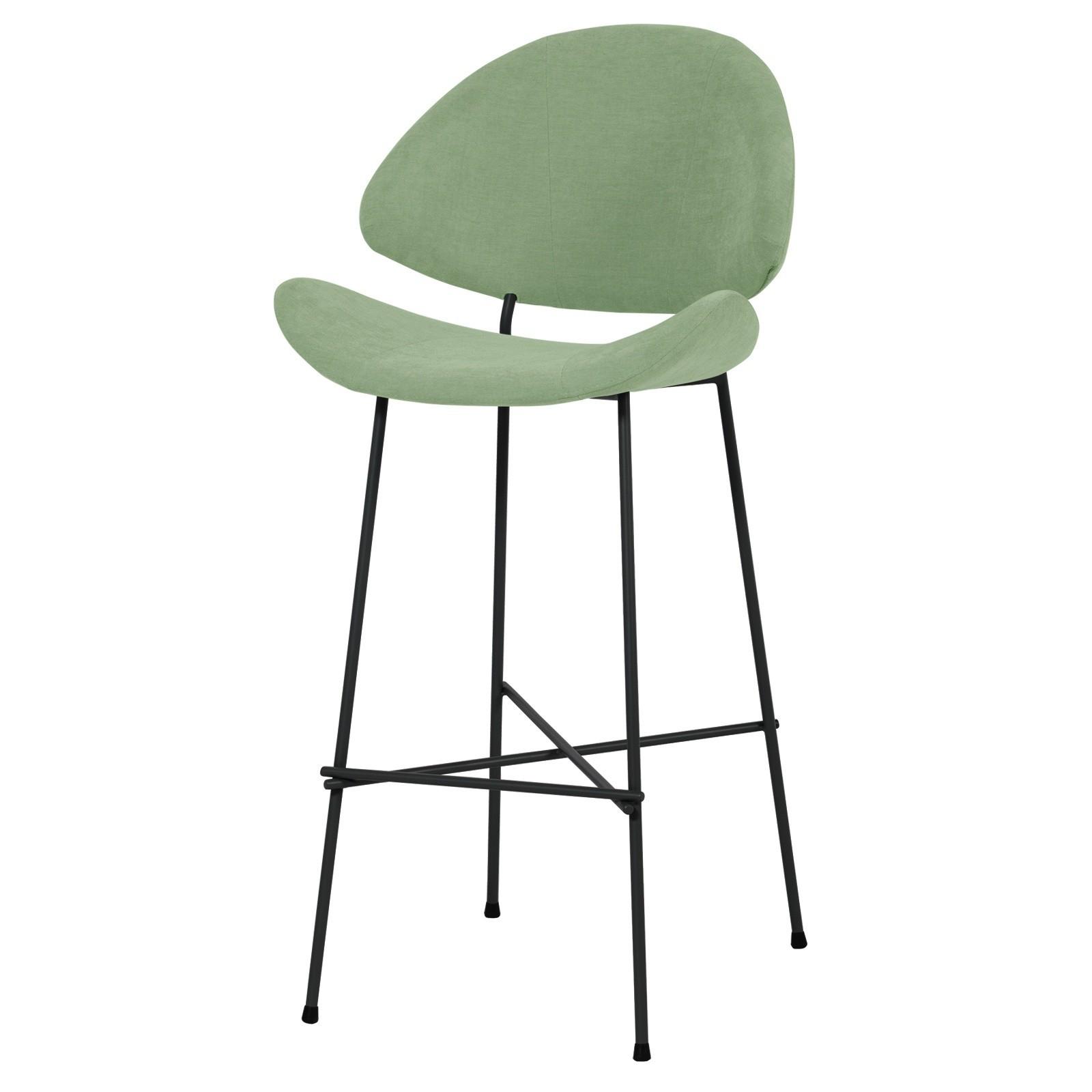 Krzesło barowe Cheri Bar - trend - koralowy